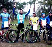 3ος ο Γρηγόρης Παπούλιας στο πρωτάθλημα κεντρικής Ελλάδος, ορεινής ποδηλασίας.