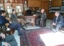Επίσκεψη του Διοικητή ΣΜΥ στον Δήμαρχο