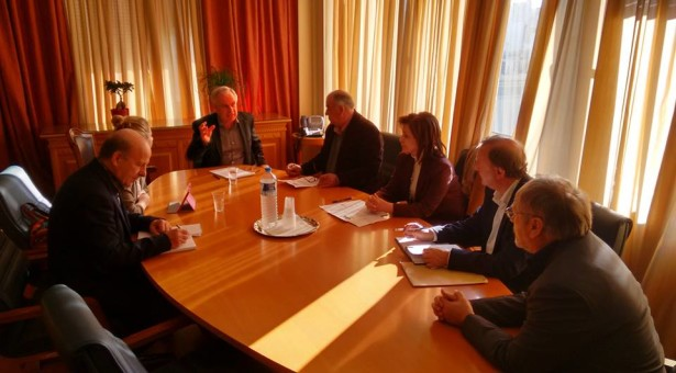 Eπίσκεψη στο Υπουργείο Αγροτικής Ανάπτυξης κλιμακίου της ΕΑΣ Καλαμπάκας και βουλευτών Σύριζα