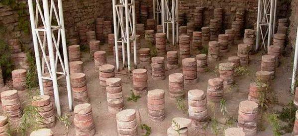 Το 5ο Γυμνάσιο στην Τρίκκη με οδηγο την Εφορεία Αρχαιοτήτων