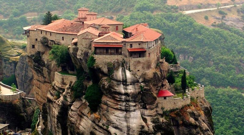 Αποτέλεσμα εικόνας για μετεωρα μοναστηρια