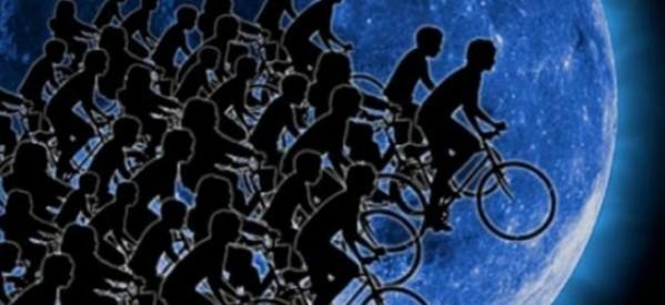 Ποδηλάτες απ' όλο το κόσμο στα Μετέωρα!!!