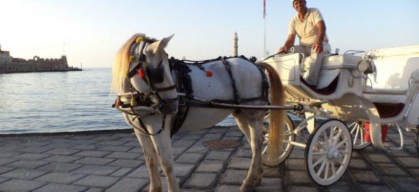Αμαξες από όλη την Ελλάδα στην παραλία του Βόλου