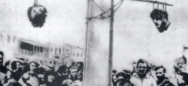 Τρίκαλα. Μέρες Ιουνίου 1945