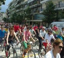 Με επιτυχία πραγματοποιήθηκε ο 19ος Ποδηλατικός Γύρος Τρικάλων
