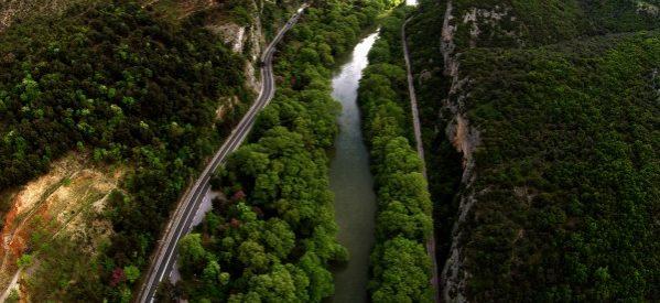 8.000 οχήματα την ημέρα χρησιμοποιούν την παλιά εθνική οδό στα Τέμπη