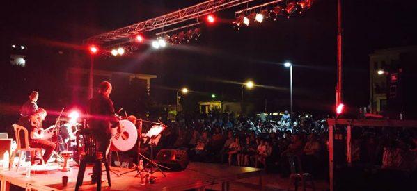 Συναυλία με τους LOCOMONDO στο Ρίζωμα
