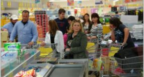 Νέα μεγάλα σούπερ μάρκετ χωρίς ταμεία