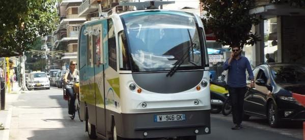 Τα λεωφορεία χωρίς οδηγό πηγαίνουν στον… Ειρηνικό Ωκεανό