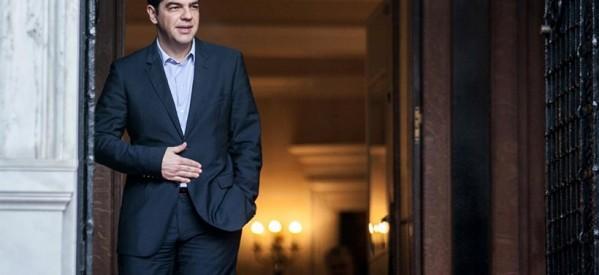 Αισιοδοξία Τσίπρα ότι θα υπάρξει «λευκός καπνός» για το χρέος στο Eurogroup