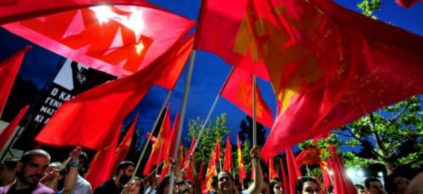 KKE: Τέτοιους «αριστερούς» να τους χαίρονται! (Με αφορμή την επίσκεψη Ν. Κοτζιά στα Τρίκαλα)