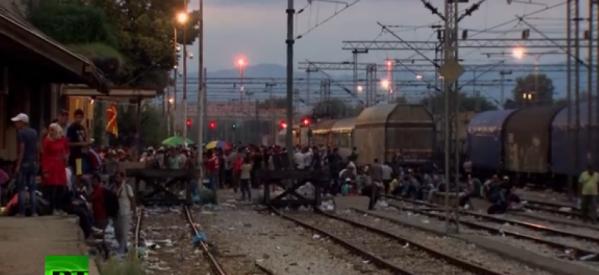 Σύλλογος Γυναικών Τρικάλων : Συγκεντρώνουμε τρόφιμα και είδη πρώτης ανάγκης για τους πρόσφυγες