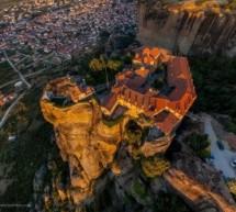 Ένα καταπληκτικό βίντεο για τα Μετέωρα από το National Geographic
