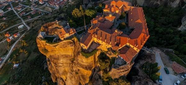 Η Μονή Μεγάλου Μετεώρου στα 10 δημοφιλέστερα μνημεία της Ελλάδας για το 2018