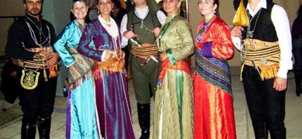 Eναρξη μαθημάτων χορού στην Εύξεινο Λέσχη