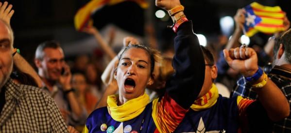 Καταλονία: Aνακοινώθηκε επισήμως το «ναι» στην ανεξαρτησία – Αποχωρούν οι τράπεζες