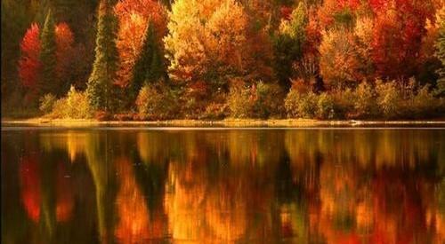 Φθινοπωρινή ωδή στη Λίμνη Πλαστήρα…