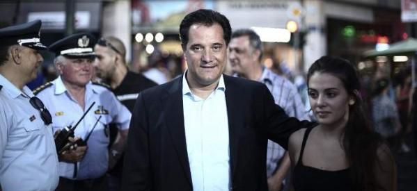 Αδωνις Γεωργιάδης από τα Τρίκαλα : «Οι εκλογές μπορούν να γίνουν ανά πάσα στιγμή»