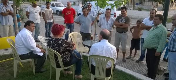"""""""Αλωνίζει"""" το Νομό Τρικάλων ο Σάκης Παπαδόπουλος"""