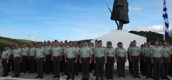 Εκπαιδευτικό Ταξίδι της Σχολής Μονίμων Υπαξιωματικών στην  Περιοχή Ευθύνης της 8ης Μηχανοποιημένης Ταξιαρχία