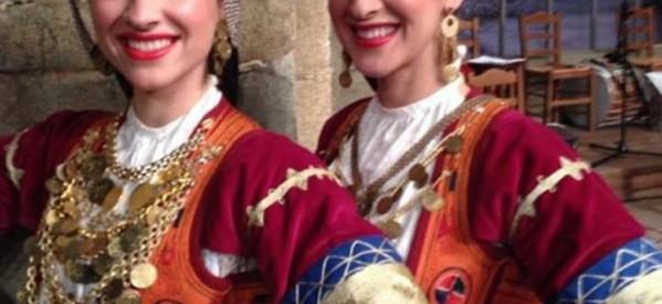 Η Νανά Μάνου και η Εύη Μάργαρη θα διδάξουν ελληνικούς χορούς στους  Ισραηλινούς