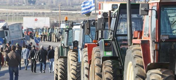 Αγρότες: Βγάζουν τρακτέρ στους δρόμους στις 23 Ιανουαρίου