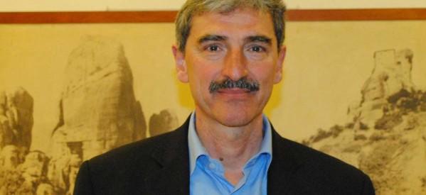 O Αχιλλέας Κανταρτζής Γραμματέας της Κ.Ο. του ΚΚΕ