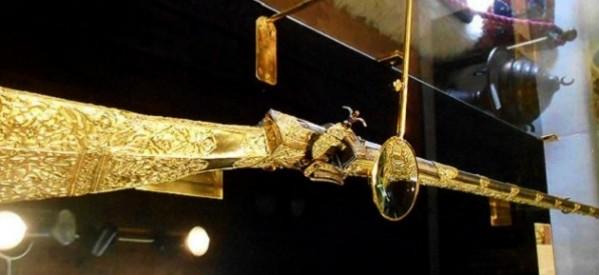 Βρέθηκε το χρυσό καριοφίλι του Αλή Πασά