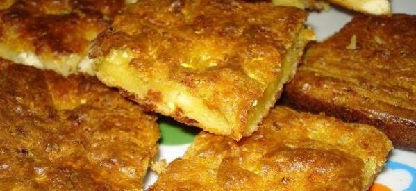 Μπατζίνα – Η πίτα των Τρικαλινών !