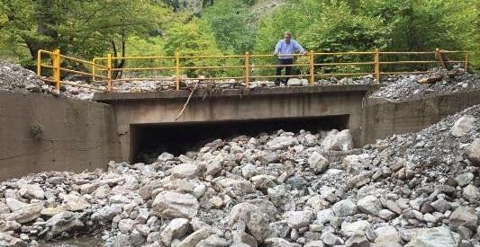 Aποκατάσταση ζημιών στα ορεινά του Ν. Τρικάλων