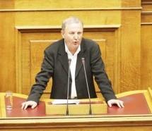 Τρίτη φορά που άλλαξε γνώμη ο βουλευτής του ΣΥΡΙΖΑ Σάκης Παπαδόπουλος – Τώρα ίσως και να παραιτηθεί