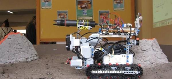 Στην Παγκόσμια Ολυμπιάδα Ρομποτικής το 7ο Λύκειο Τρικάλων