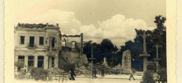 Tρίκαλα – Σαν σήμερα το 1941: 77 χρόνια από τη θλιβερή επέτειο της καταστροφής του μεγαλύτερου τμήματος της πόλης μας από τον βομβαρδισμό των γερμανικών «Στούκας