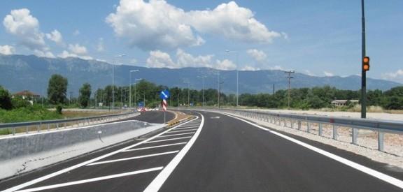Παραδίδεται τη Δευτέρα η εθνική οδός Τρικάλων – Πύλης