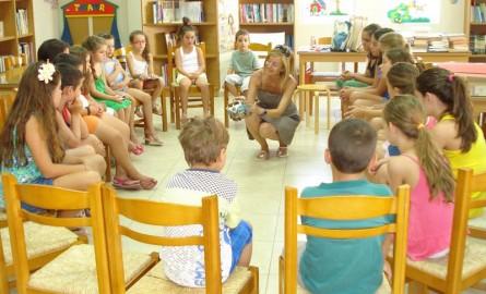 Eκδηλώσεις στη  Βιβλιοθήκη Καλαμπάκας