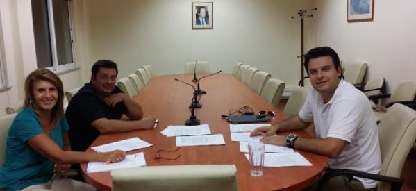 Ο Γιώργος Βλαχογιάννης στην επιτροπή σχεδιασμού των προτάσεων του ΟΕΕ για τον νέο Αναπτυξιακό νόμο