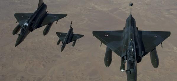Προσγειώνονται στη Λάρισα τα «αόρατα» F-22