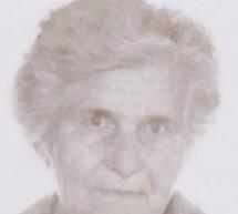 Κηδεύεται η Αννα Χλιούρα