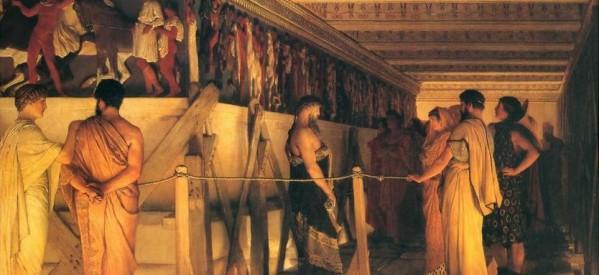 Το εκπληκτικό ντοκιμαντέρ του PBS με τον τίτλο «Secrets of the Parthenon»