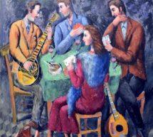 Ομαδική εικαστική έκθεση για το αστικό λαϊκό μας τραγούδι στο Μουσείο Τσιτσάνη