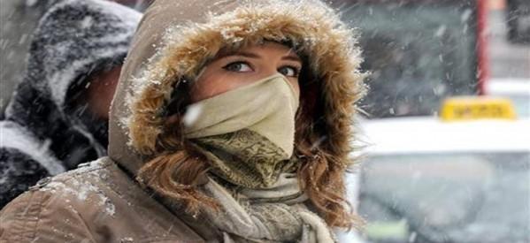Έρχεται χιονιάς από την Παρασκευή στη Θεσσαλία και στα πεδινά