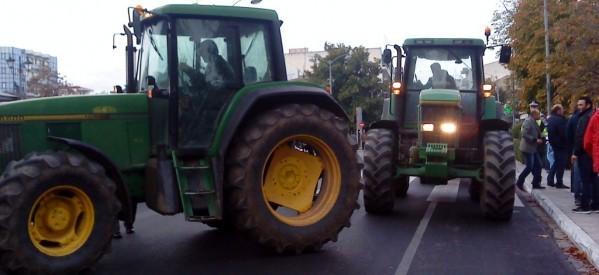 Την Τρίτη βγαίνουν τα τρακτέρ των Τρικαλινών αγροτών