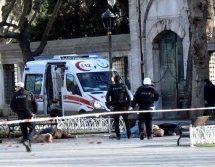 Αστυνομικοί η πλειοψηφία των θυμάτων στην Κωνσταντινούπολη
