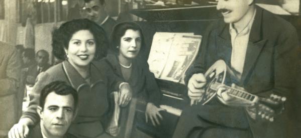 «Ρεμπέτικα τραγούδια του γραμμοφώνου» στο Μουσείο Τσιτσάνη