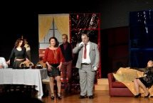 «Κλέψε λιγότερο» , η νέα παράσταση της θεατρικής ομάδας εκπαιδευτικών!