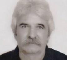 Έφυγε από τη ζωή ο 58χρονος  Ευθ. Τζιώλης
