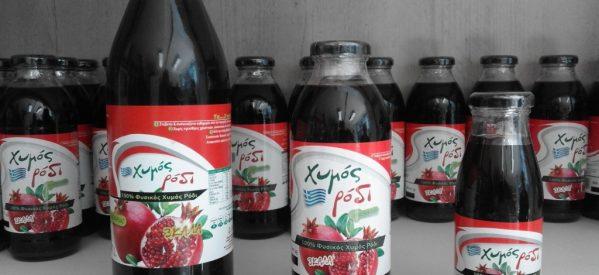 Ο Τρικαλινός χυμός ΡΟΔΙ που σαρώνει την Ευρωπαϊκή αγορά