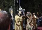 Κατάνυξη στους Επιταφίους των Τρικάλων – Χιλιάδες Τρικαλινοί στην κεντρική πλατεία της πόλης