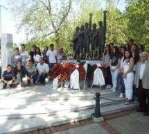 Eκδήλωση της ΠΕΑΕΑ-ΔΣΕ για τους 5 Τρικαλινούς ΕΠΟΝίτες