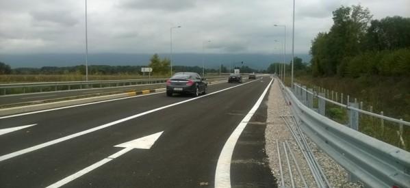 Aναβάθμιση του οδικού Άξονα Tρικάλων-Λάρισας  –   Κ. Αγοραστός: «Η Θεσσαλία αποκτά ακόμη έναν υπερσύγχρονο αυτοκινητόδρομο»